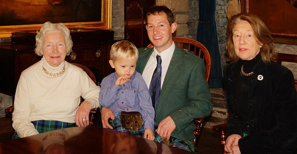 Eilean Donan Castle Family Custodians