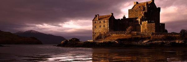 eilean donan kyle of lochalsh scotland