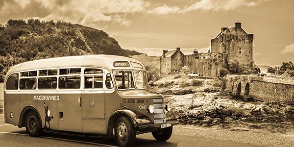 Eilean Donan Bus Tours