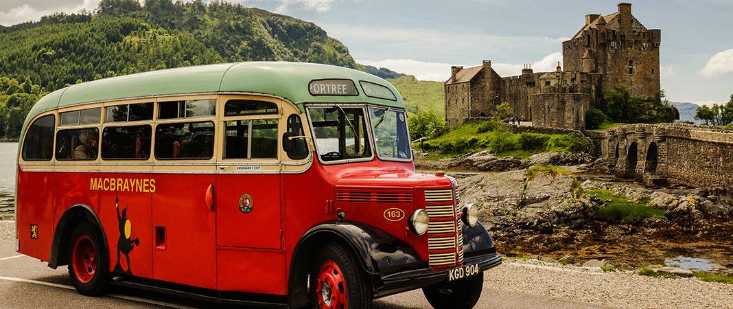 Eilean Donan - Bus Tours
