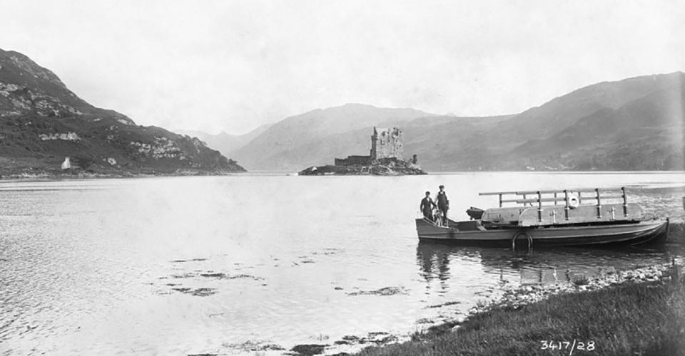 Eilean Donan - canmore