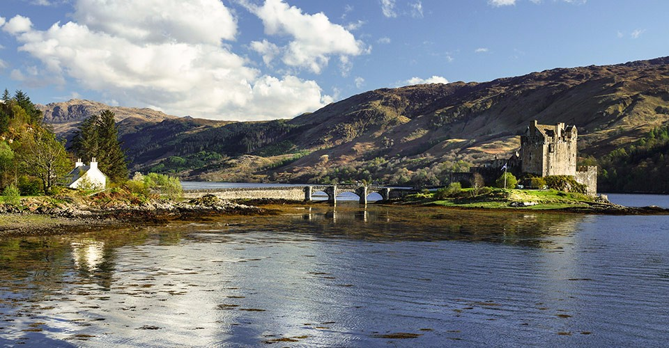 eilean-donan-cottage-location