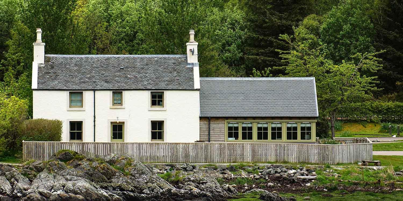 Eilean Donan - The Cottage