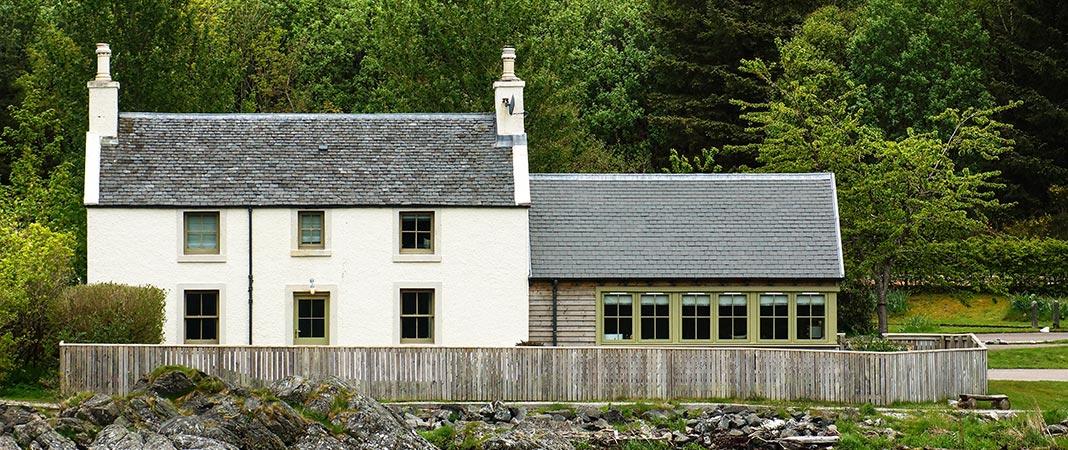Eilean Donan Cottage