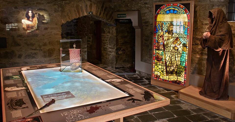 eilean-donan-exhibition-room