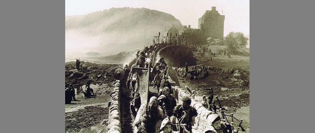 Eilean Donan Highlander Film