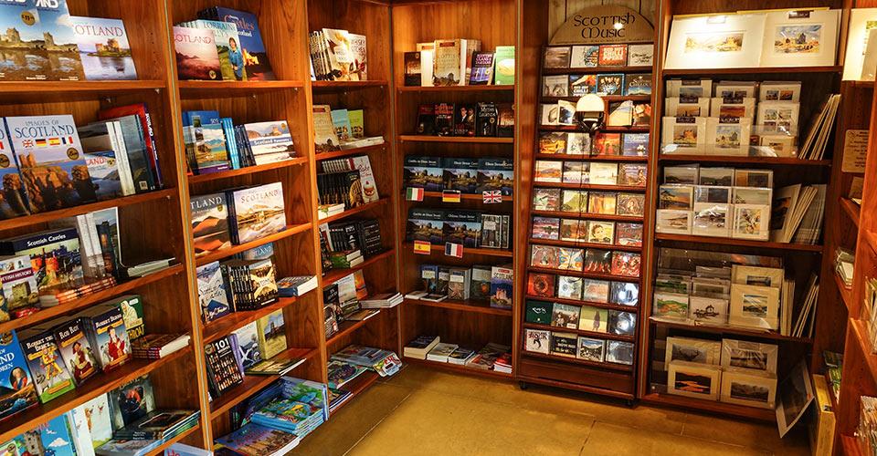 Eilean Donan Gift shop