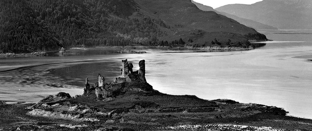 Eilean Donan Castle History