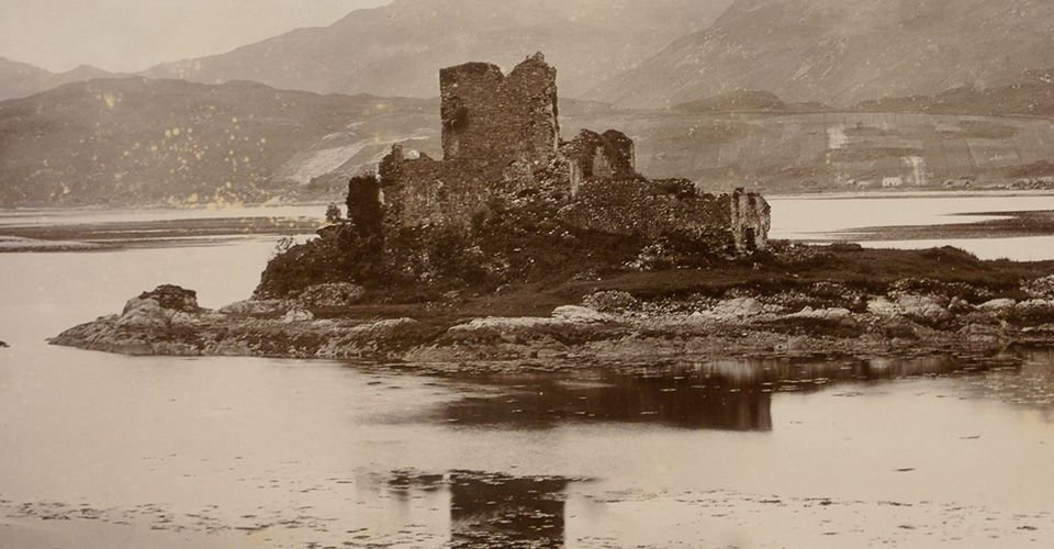 Eilean Donan ruin