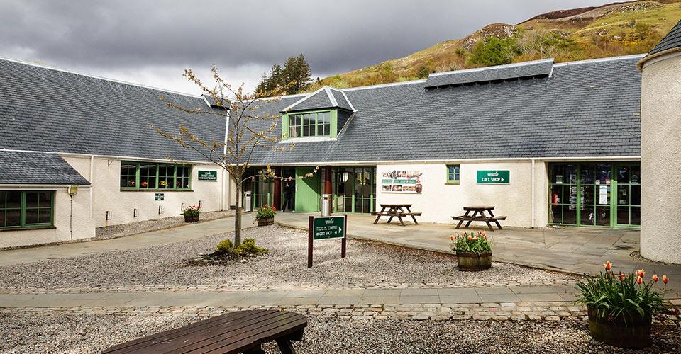 Eilean Donan visitor centre