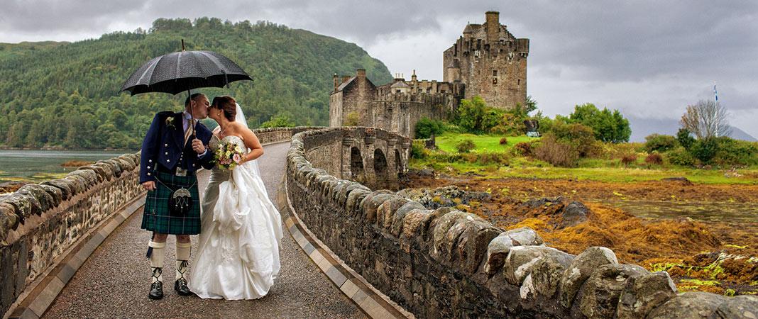 Eilean Donan - Wedding